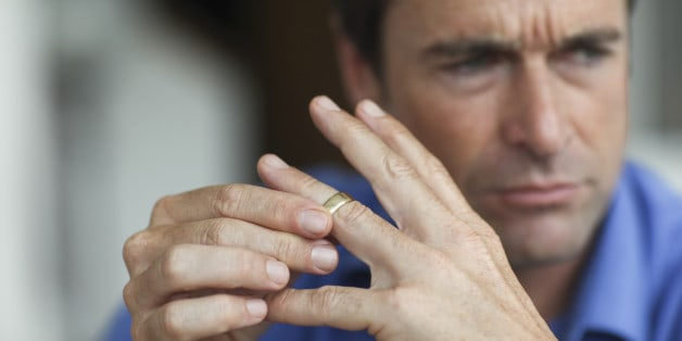 For Some Men, Divorce Can Seem Like the End?