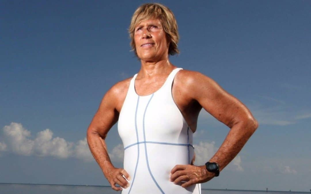 """Power of Perseverance (""""Never Give Up"""" – Diana Nyad)"""