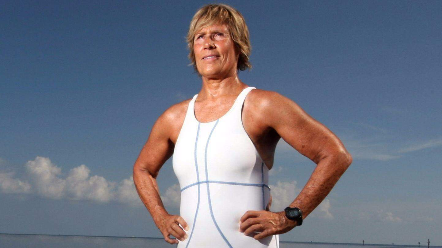 Diana Nyad's Perseverance | Blue Horizon Counselling