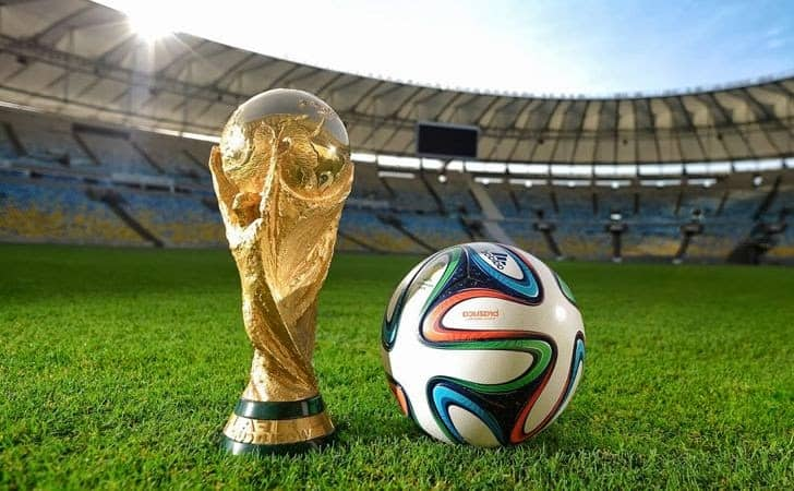 World Cup Trophy and Ball | Blue Horizon Counselling