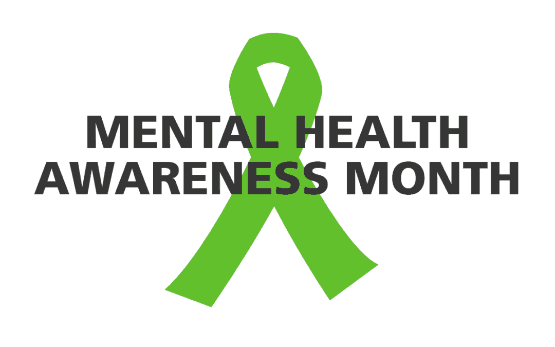 Mental Health Month October: Starter Kit
