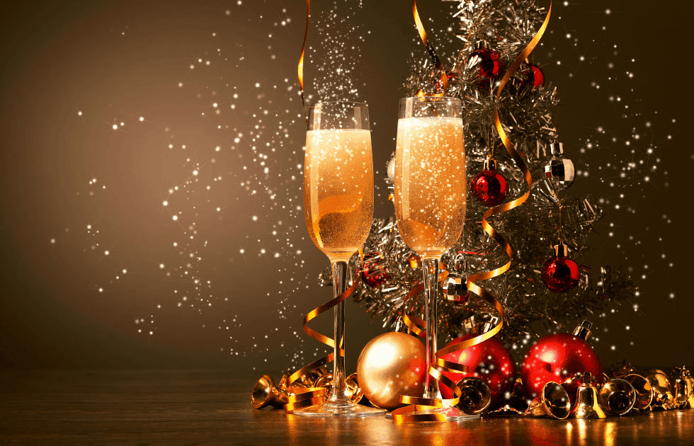 Bubbles at Christmas Time | Blue Horizon Counselling