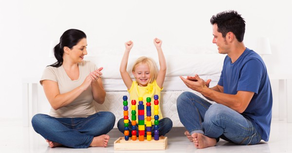 Does parental self-esteem affect a child's wellbeing?