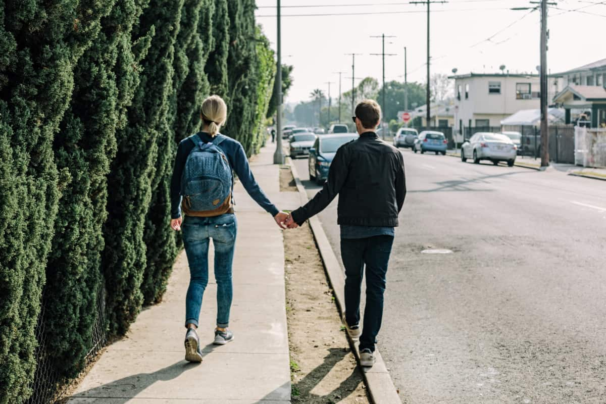 Health and Supportive Couple | Blue Horizon Counselling
