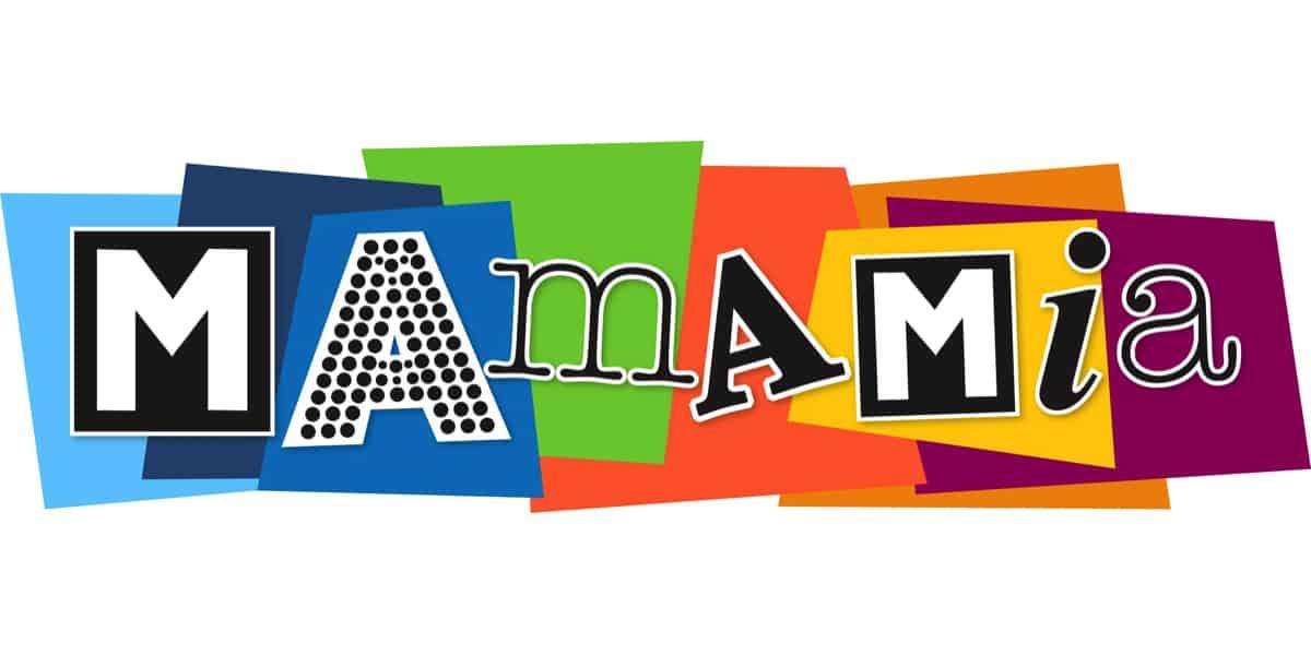 Mamamia logo