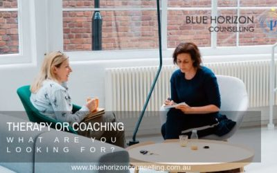 Therapy Vs Coaching
